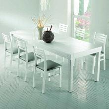 Tavolo rettangolare 160/240x90