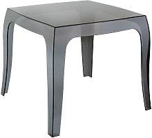Tavolo tavolino quadrato CP243 plastica 51x51x43cm