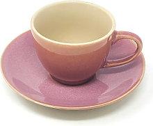 Tazza Caffè Stone Rosa cc 90