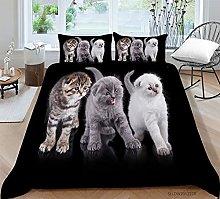 TCross Biancheria da letto per gatti Casa Tessuti