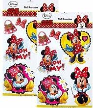 TE-Trend Disney 3D Poster Disney Adesivo Murale