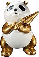 TEAYASON Figurine Decor Statua Figurina Panda