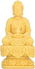 TEAYASON Ornamenti Statua Di Buddha da 10 Cm,