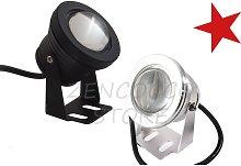 Tech-it - Faro 10W Faretto Lampada COB LED 12V