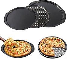 Teglia antiaderente rotonda per pizza per la casa