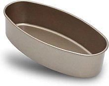 Teglia da forno ovale antiaderente da 9 pollici,