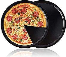 Teglia da forno per pizza da 8 pollici, set da 2