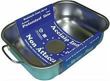 Teglia da Forno Rettangolare Alta - Steel Pan