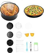 Teglia per pizza, accessorio per friggitrice