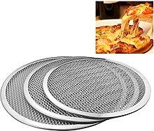 Teglia per pizza da 16,7 cm, in alluminio,