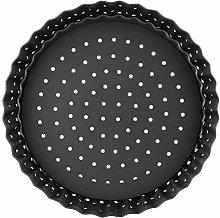 Teglia per pizza, facile da rimuovere in acciaio