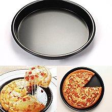 Teglia rotonda professionale per pizza da