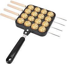 Teglia Takoyaki antiaderente, antiaderente