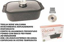 Teglia Vulcania Fusione Cm.35