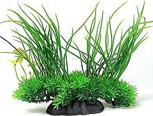 Tehaux, pianta artificiale per acquario,