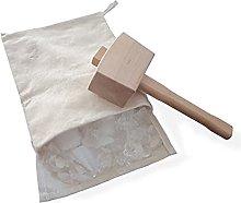 Tela di Cotone Riutilizzabile di Lewis Ice Bag