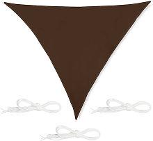 Tela Triangolare, 3x3x3 m, Impermeabile, Anti UV,