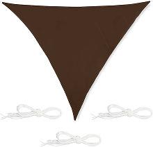 Tela Triangolare, 4x4x4 m, Impermeabile, Anti UV,
