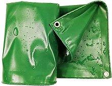 Telone Impermeabile Antipioggia 450G/m² Verde