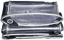 Telone Impermeabile per Esterno Trasparente,