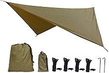 Tenda Da Campeggio Tenda DaSole 350X280Cm Telo