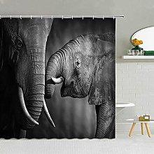 Tenda da doccia, impermeabile, lavabile,