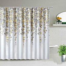 Tenda da doccia in tessuto Decorazione da bagno