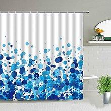 Tenda da doccia marocchina Motivo patchwork con