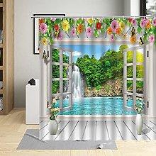 Tenda da doccia tradizionale greca design greco