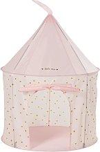 Tenda da gioco rosa pastello