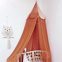 Tenda da letto per bambini, a forma di cupola, con