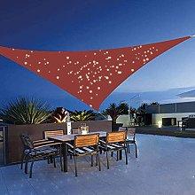 Tenda da sole Tenda a vela Triangolo in tessuto