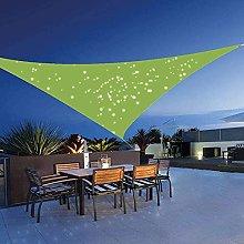 Tenda da sole Vela Triangolo Tettoia in tessuto