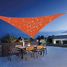 Tenda da sole Vela Triangolo Tettuccio in tessuto