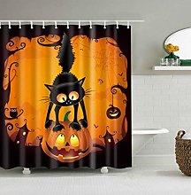 Tenda Doccia Antimuffa Stile horror di Halloween