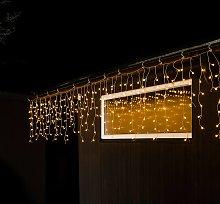 Tenda luminosa a LED da esterni, 400 luci