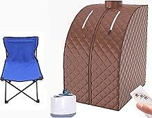 Tenda per Sauna a Vapore Portatile per Interni,