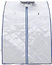 Tenda per sauna portatile con sedia, cabina per