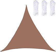 Tendalino Parasole Triangolare per Patio