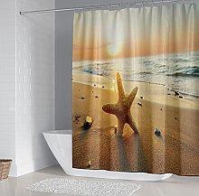 Tende da bagno Scenario di spiaggia al mare Tenda