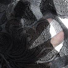 Tende jacquard marroni per soggiorno tende in