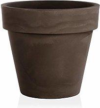 Teraplast Vaso fioriera in Resina Standard One