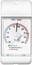 Termometro Da Interno Esterno Con Rilevamento Di