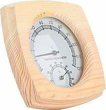 Termometro della stanza di sauna, igrometro della