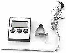 Termometro digitale da cucina LCD Termometro da