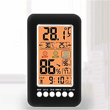 Termometro digitale e igrometro, con