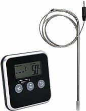 Termometro digitale per alimenti, timer Termometro