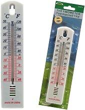Termometro interno ed esterno