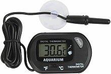 Termometro per acquario terrario con sonda display