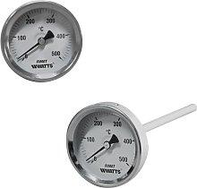 Termometro Sonda Lunga 20 Cm Per Forni E Barbecue